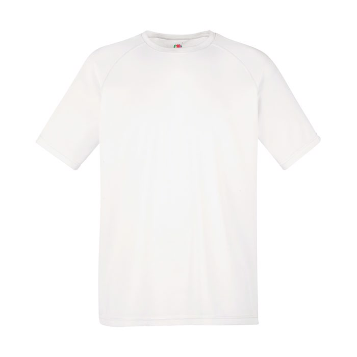 Funkční tričko Performance T-Shirt 61-390-0 - White / S