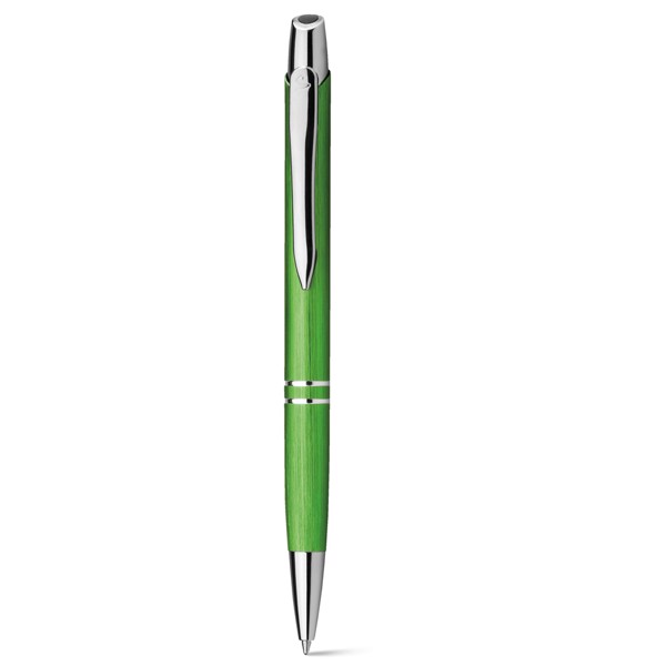 MARIETA BRUSH. Kuličkové pero - Světle Zelená