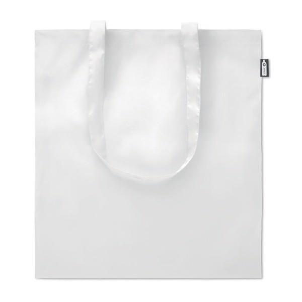 Torba na zakupy z RPET Totepet - biały
