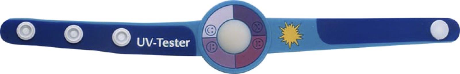 PVC UV tester wrist strap