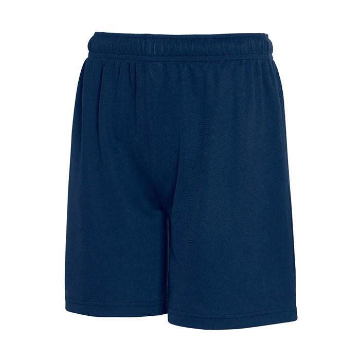 Dziecięce Spodnie sportowe Kid Performance Short 64-007-0 - Deep Navy / XXL