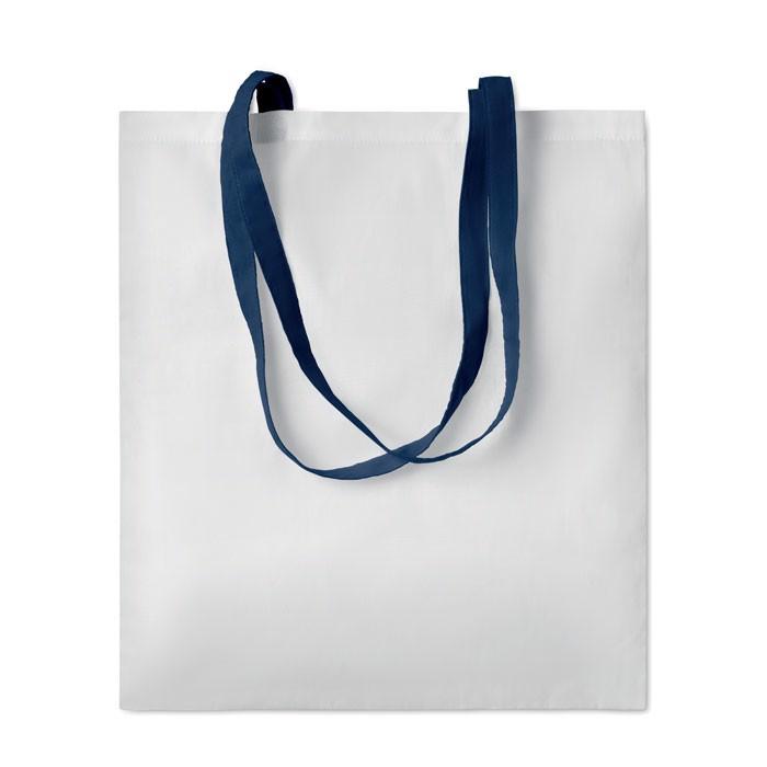 Sublimation shopping bag Sublim Cottonel - Blue
