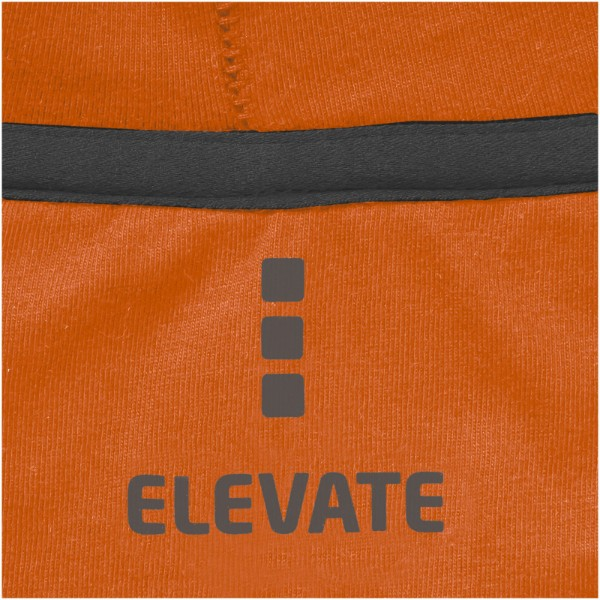 Arora kids full zip hoodie - Orange / 128
