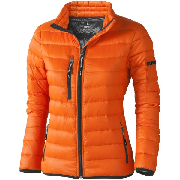 Scotia light down ladies jacket - Orange / L