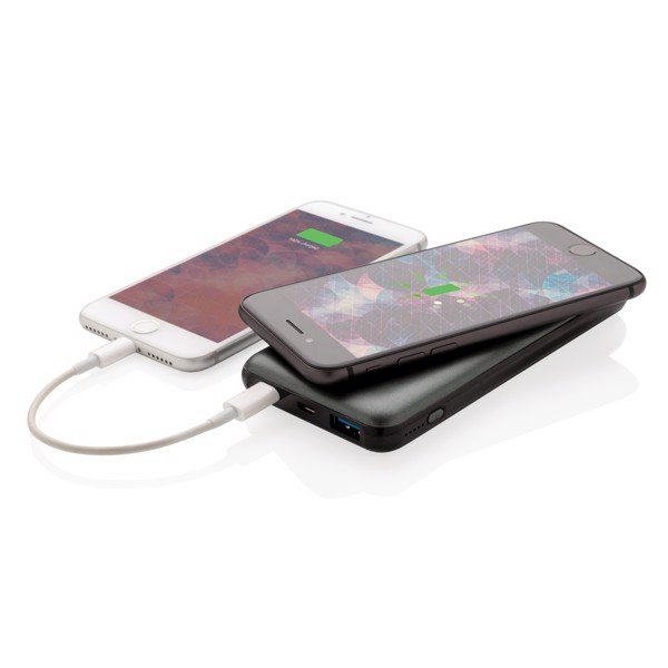 Batterie 10.000 mAh avec Power Delivery et induction 10W