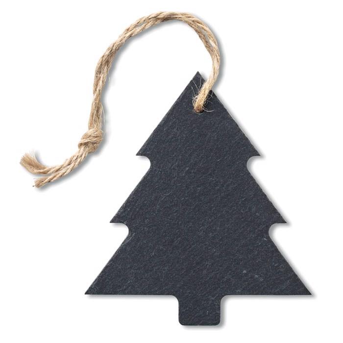 Božični okrasek v obliki drevesa Slatetree