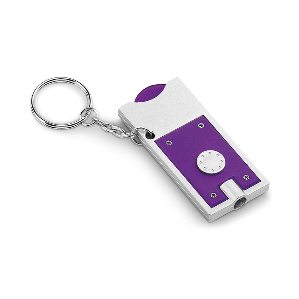 MATE. Keyring - Purple