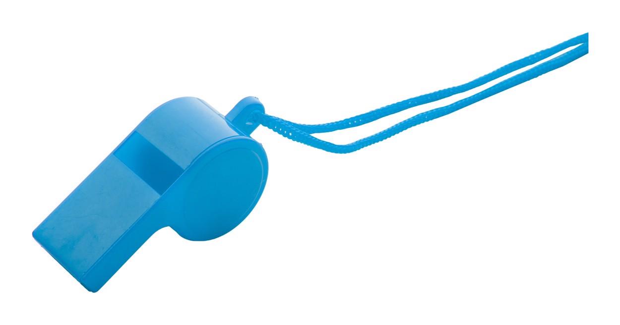 Píšťalka Claxo - Modrá