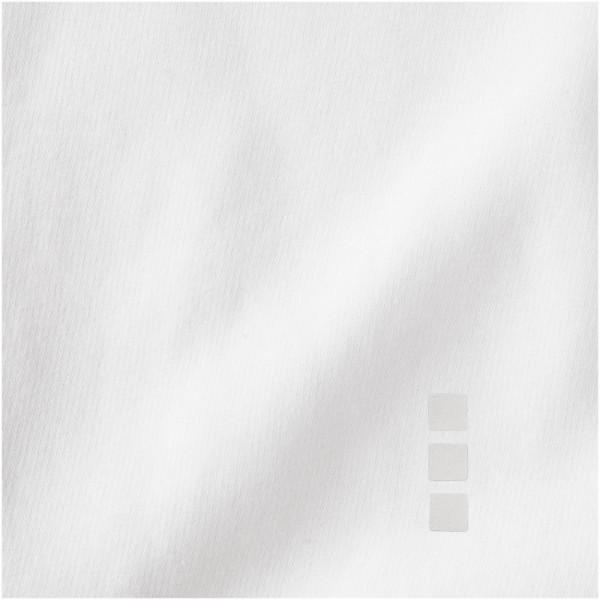 Mikina Arora s kapucí, zip v celé délce - Bílá / XS