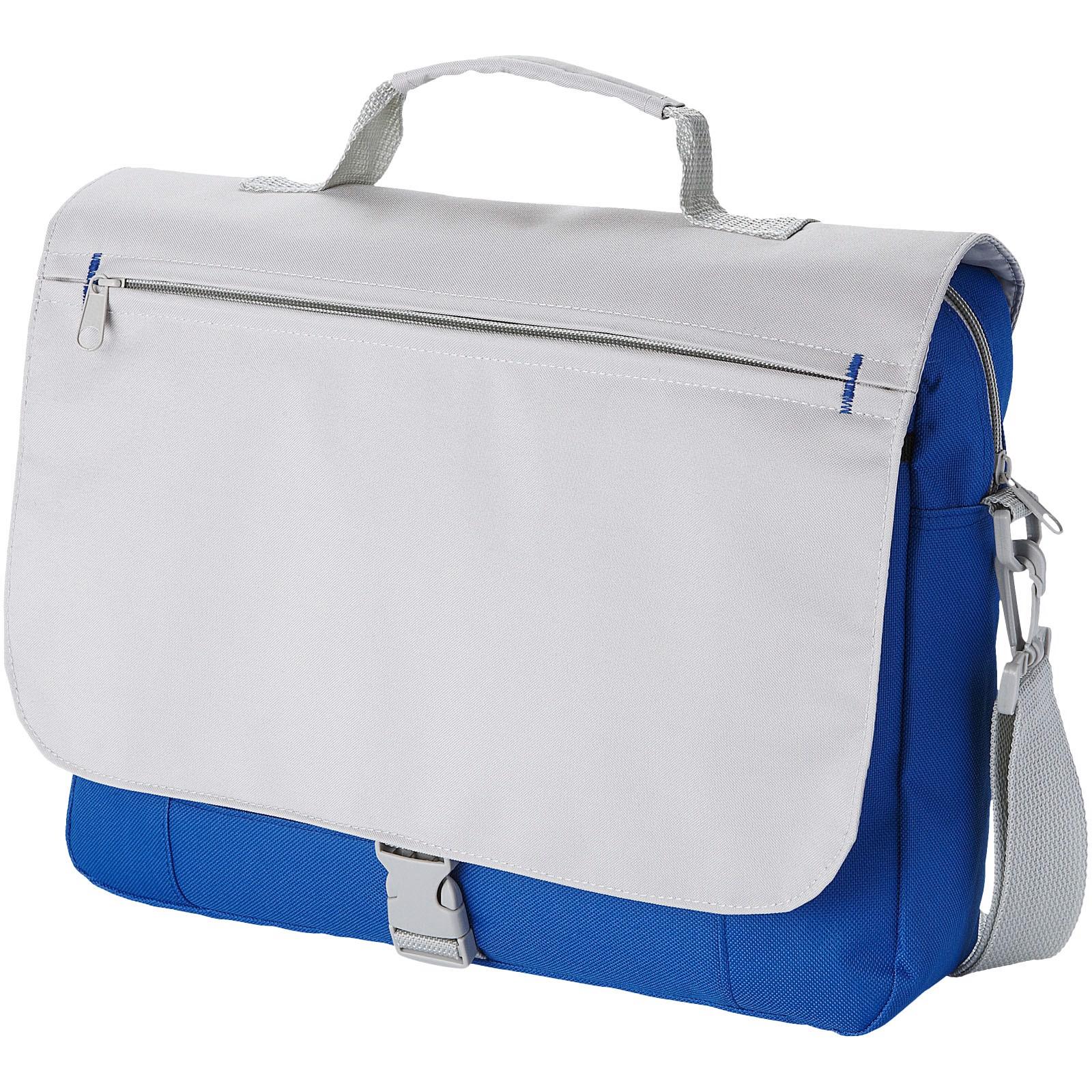 Konferenční taška Pittsburgh - Světle modrá / Větle šedá