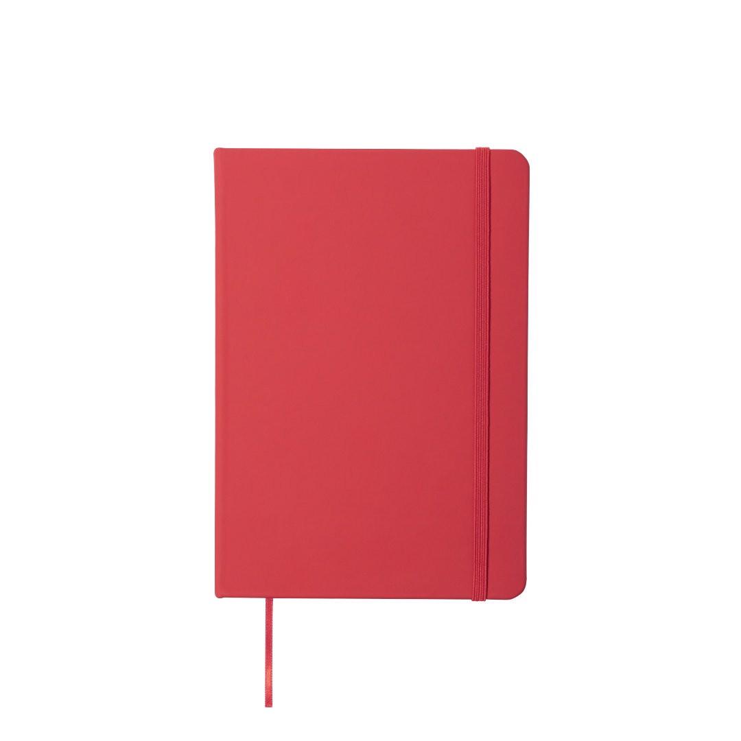 Antibacterial Notepad Kioto - Red