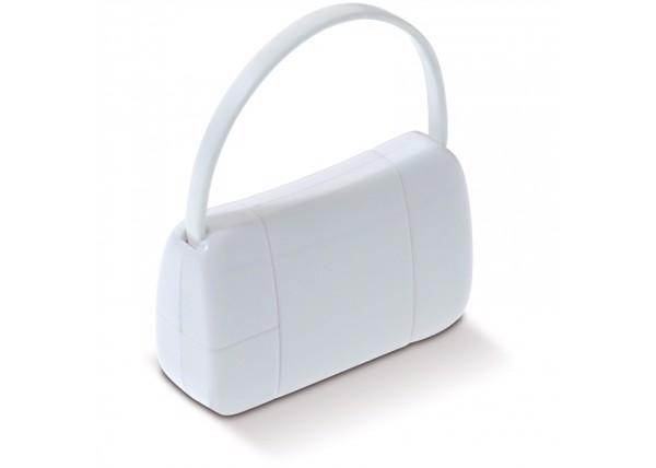 Lady bag usb multi cable - White