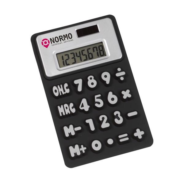 FlexCount calculator - Black