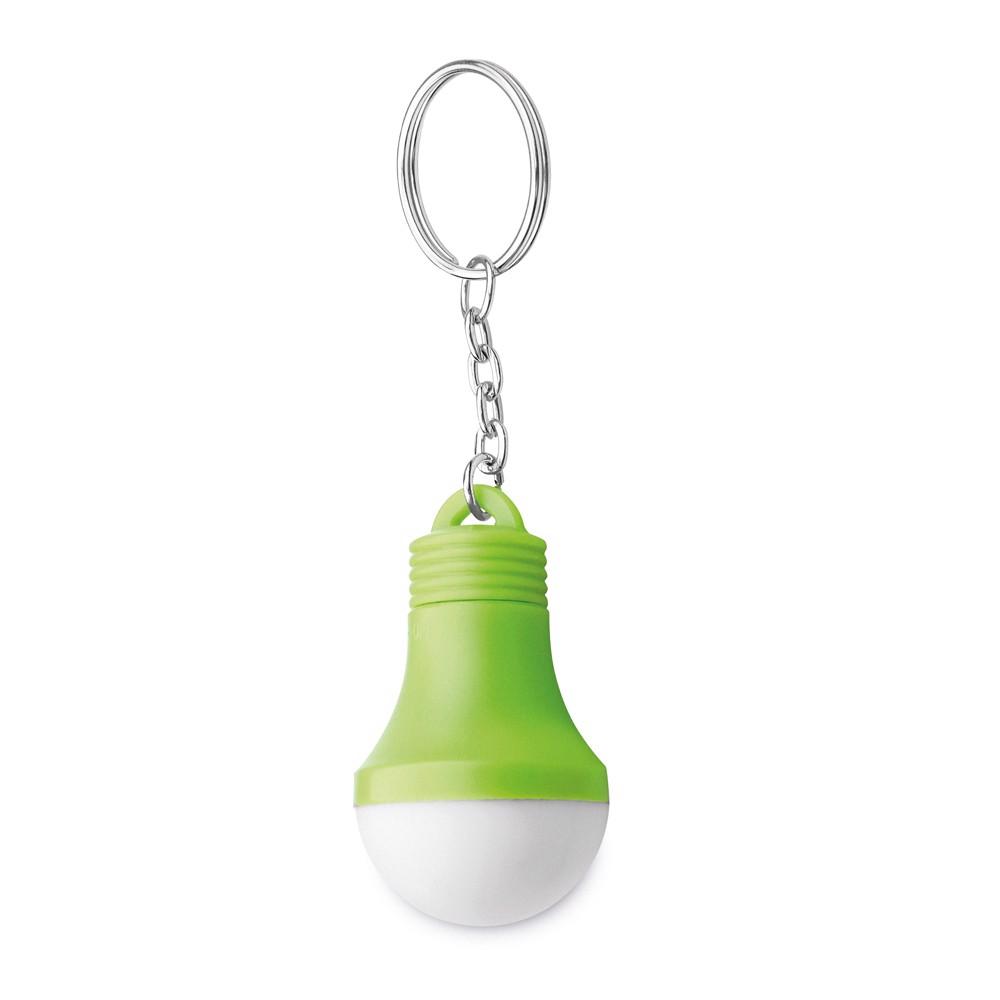 GLOAMIN. Keyring - Light Green