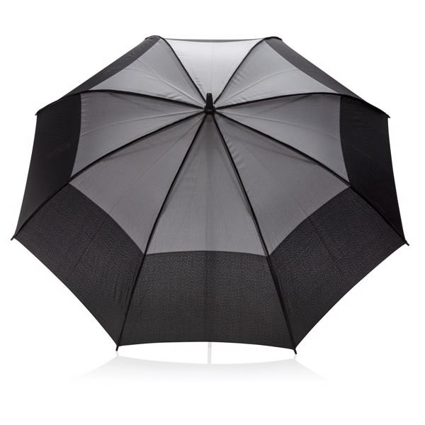 """27"""" automatický odolný deštník - Šedá"""