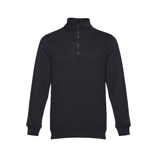 THC BUDAPEST. Unisex sweatshirt - Black / XXL