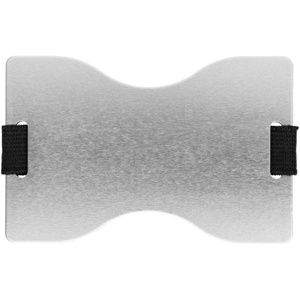 Adventure RFID-Kartenhalter - silber