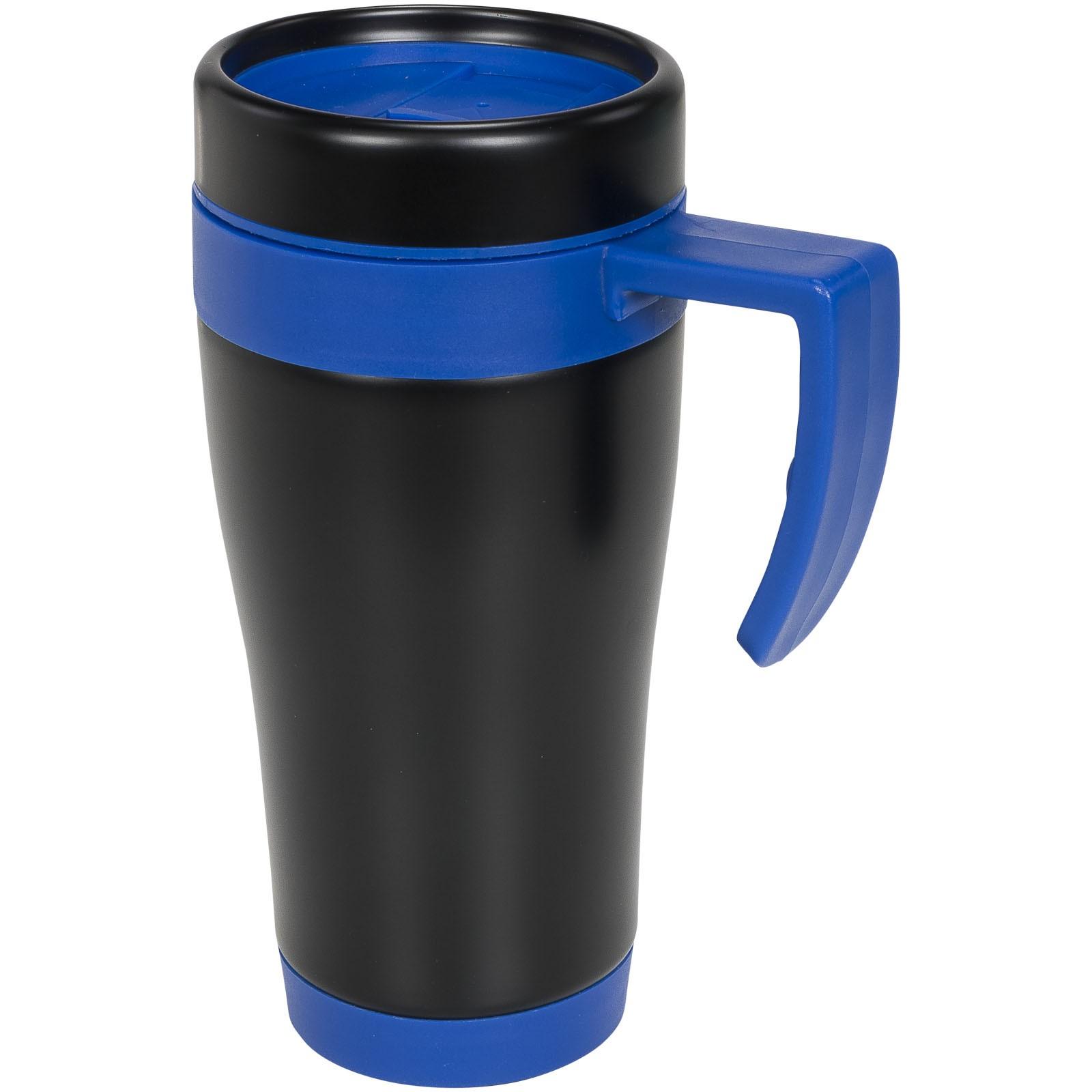 Termohrnek Cayo 400 ml - Modrá