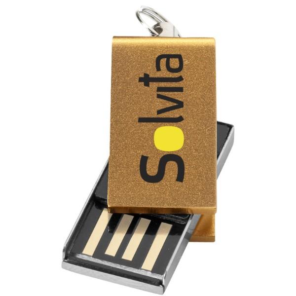 Mini Rotate Aluminium - Gold / 8GB