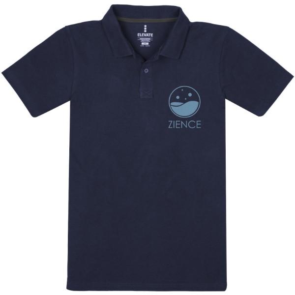 Primus short sleeve men's polo - Navy / 3XL
