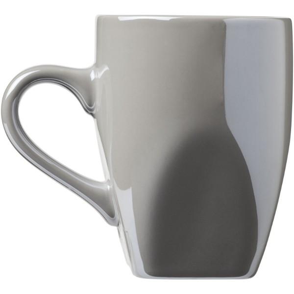 Cosmic 360 ml Keramikbecher - Grau