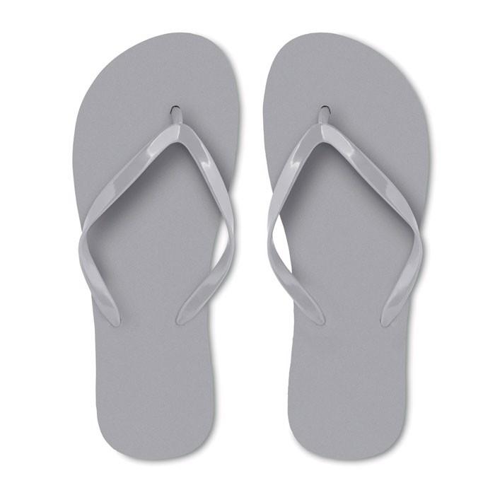 EVA beach slippers, size L Honolulu - Grey / L