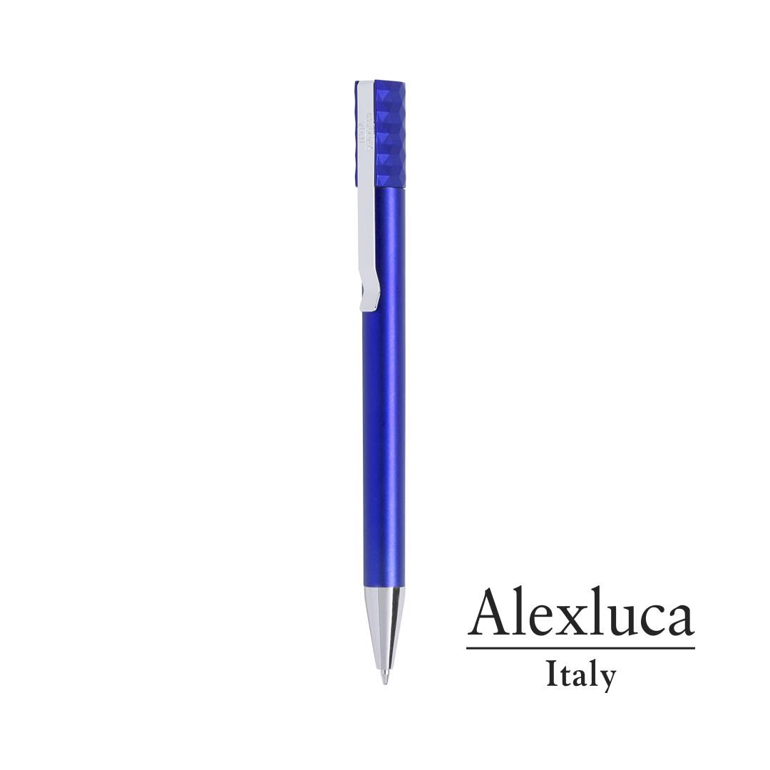 Bolígrafo Rasert - Azul