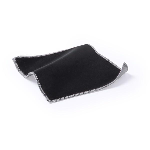 Paño Limpiador Crislax - Negro