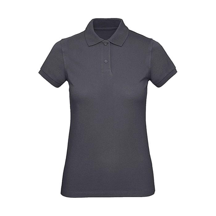 Polo women Poloshirt - Dark Grey / M