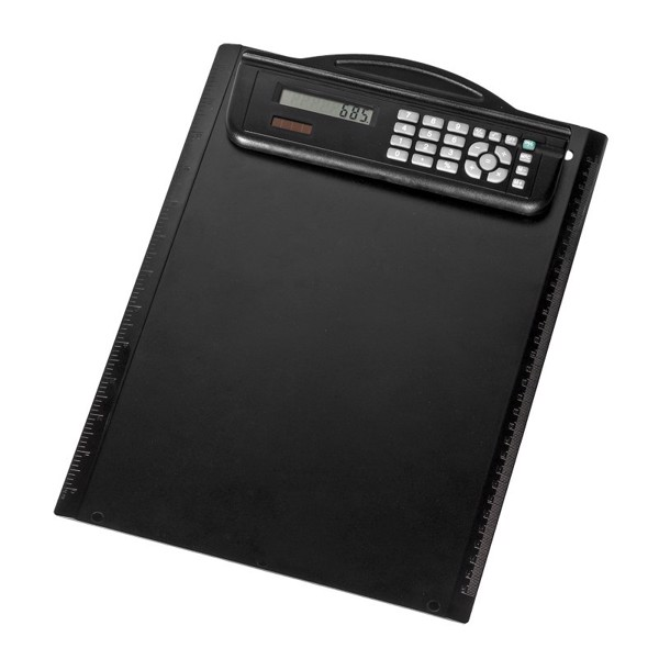 Meetingmate clipboard with calculator