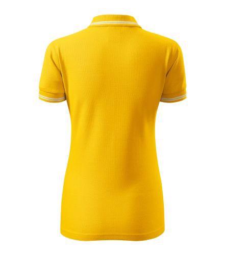 Polokošile dámská Malfini Urban - Žlutá / L