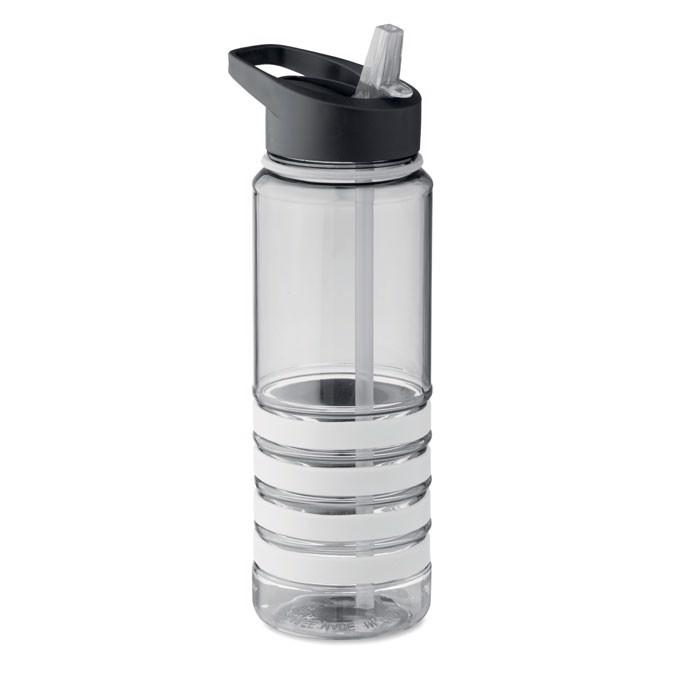 Trinkflasche Tritan 750ml Ringo - weiß