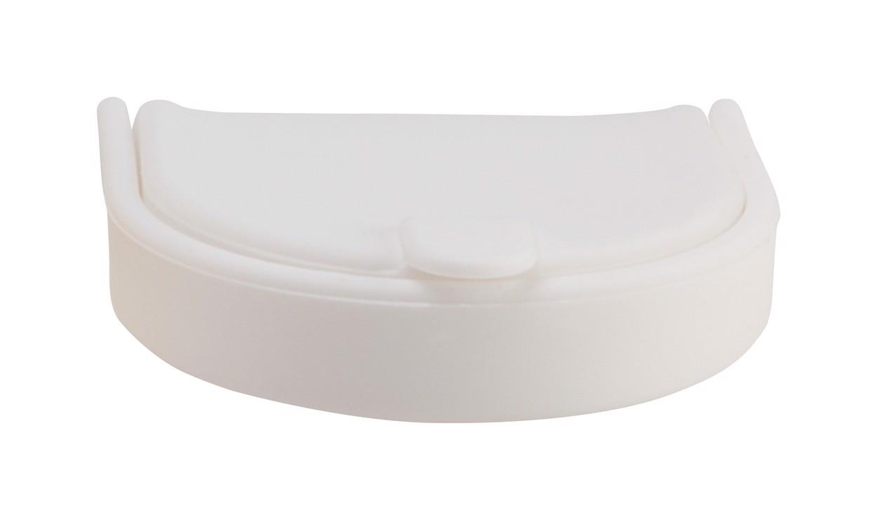 Silicone Coin Purse Tagu - White