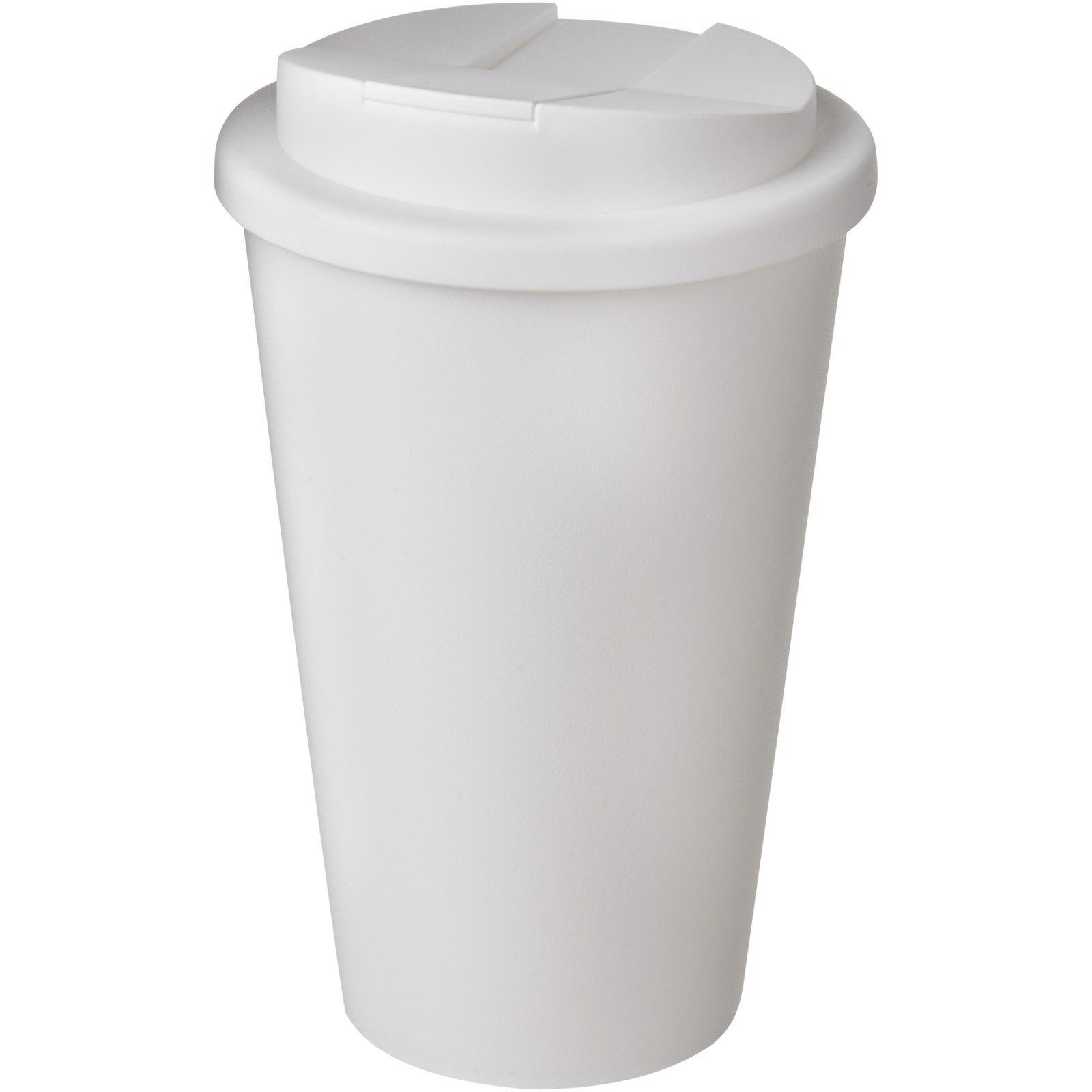 Americano® 350 ml tumbler with spill-proof lid - White