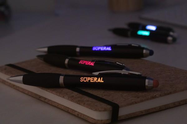 Touch Ballpoint Pen Lighty - White