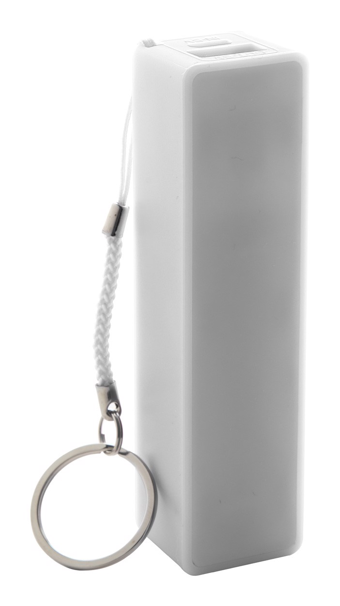 Usb Power Bank Youter - White
