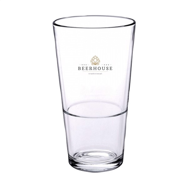 Beer Glass Stackable 340 ml