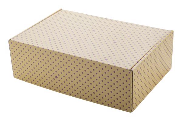 Dárková Krabice CreaBox Post L - Bílá