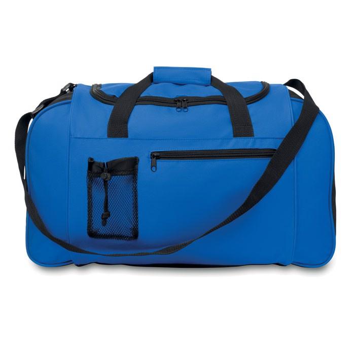 600D sports bag Parana - Royal Blue