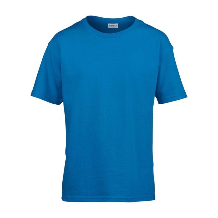 Kids t-shirt 150 g/m² Kids Ring Spun T-Shirt 64000B - Sapphire / XL