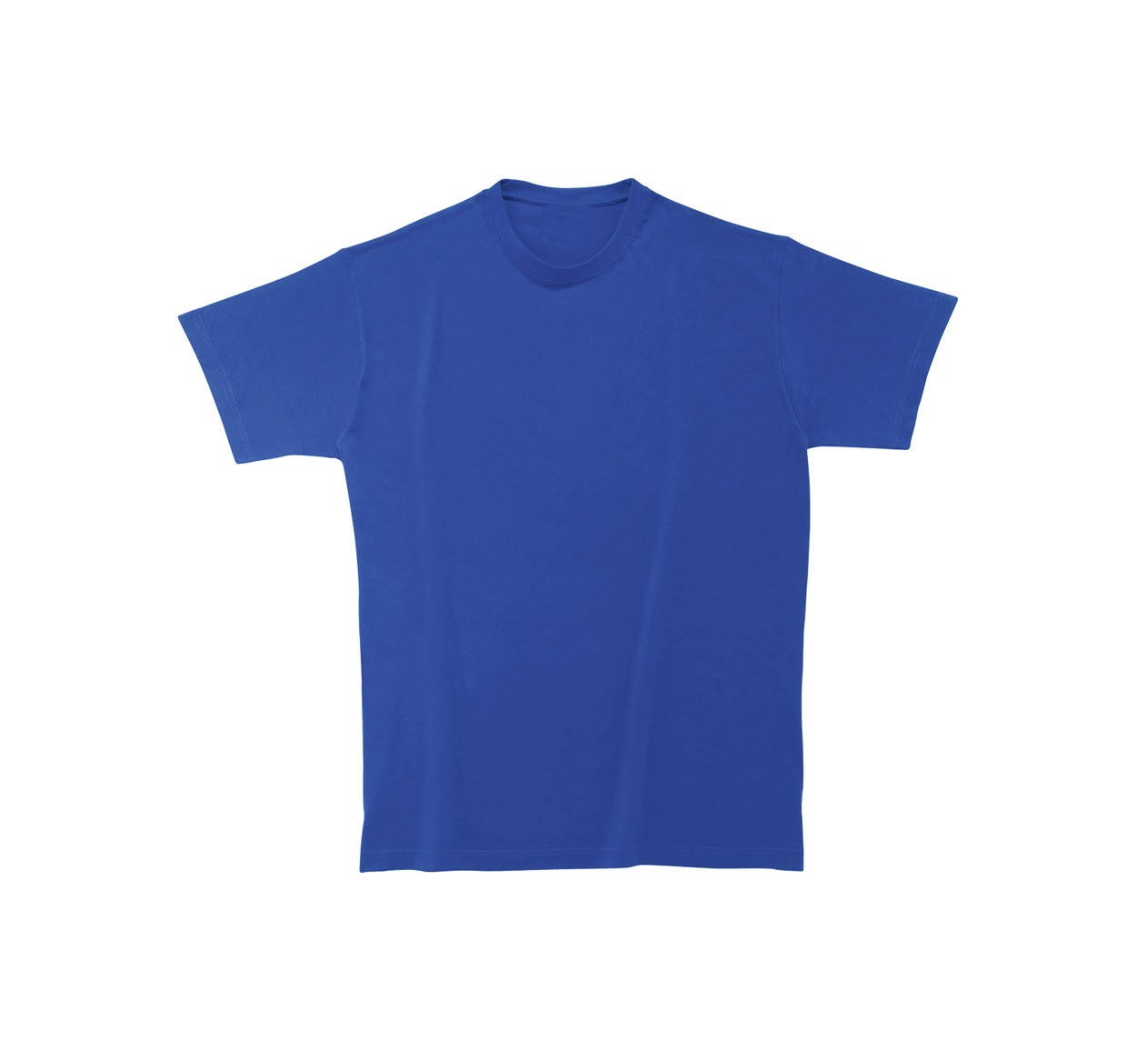 Tričko Heavy Cotton - Modrá / M