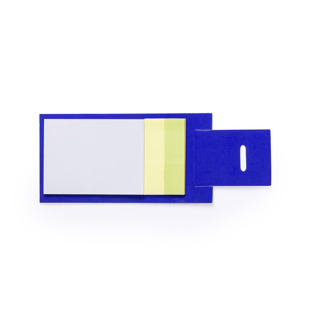 Portanotas Novich - Azul