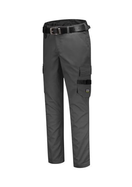 Pracovní kalhoty unisex Tricorp Work Pants Twill - Tmavě Šedá / 49