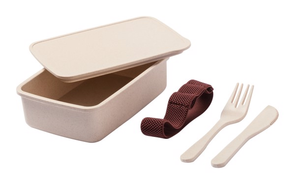 Lunch Box Taxlam - Natural