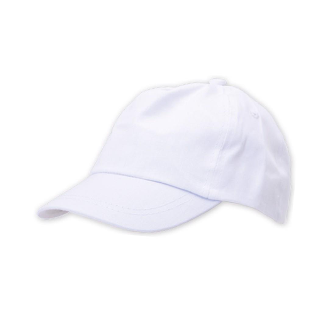 Kids Cap Sportkid - White