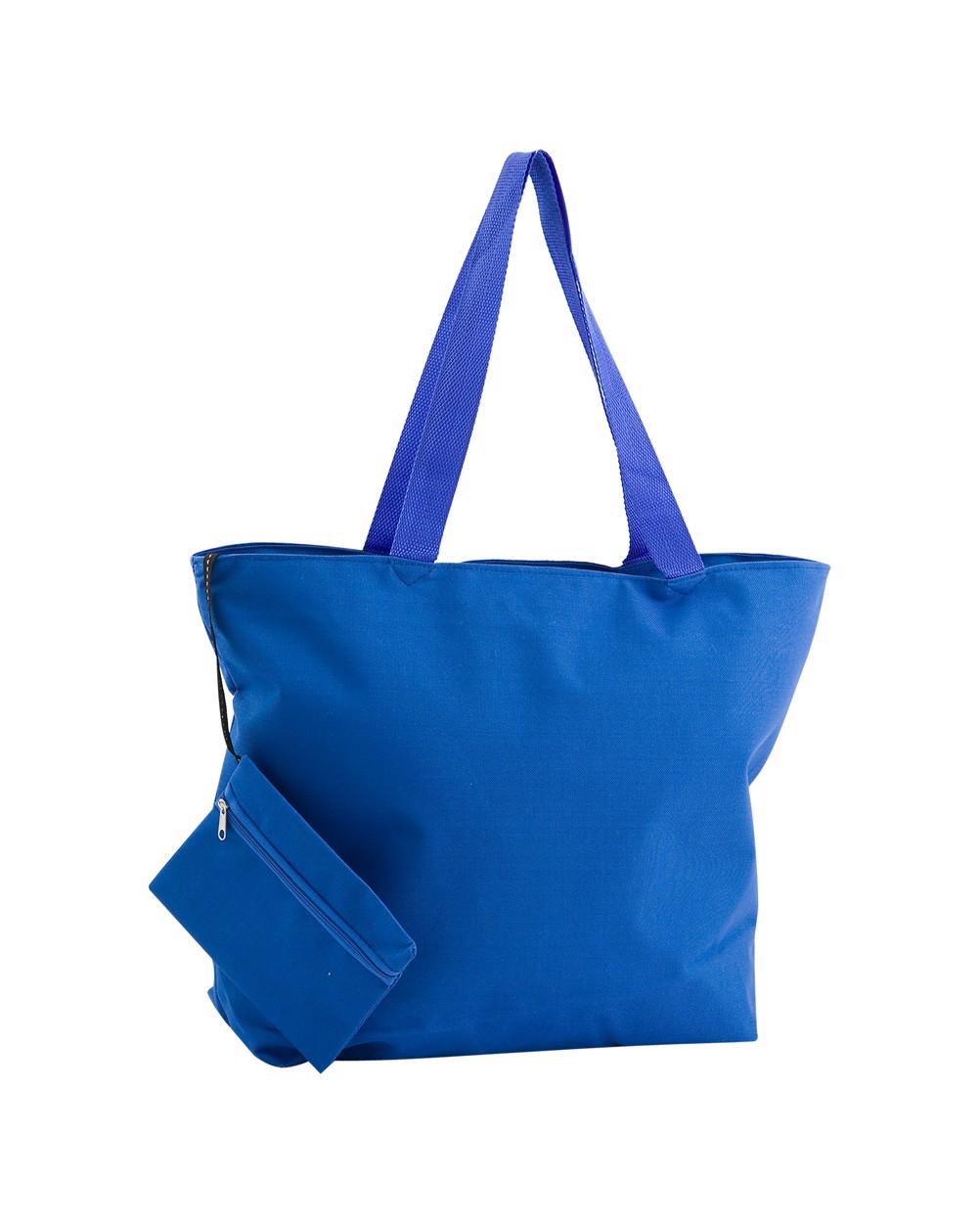 Plážová Taška Monkey - Modrá