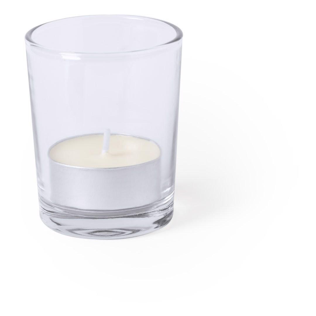 Vela Aromática Persy - Blanco