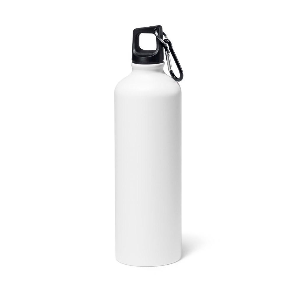 SPORTY. Sportovní láhev 800 ml - Bílá