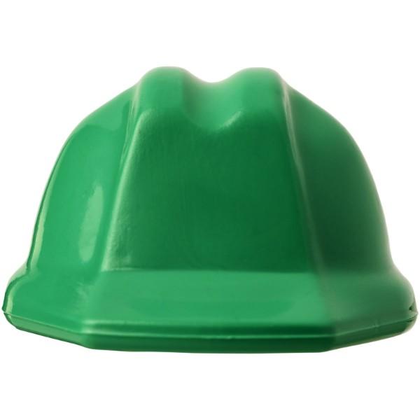 Kolt hard-hat-shaped keychain - Green
