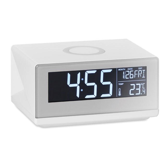 LED clock & wireless charger Sky Speaker